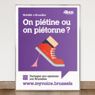 MyVoice - Affiches & annonces - Atenor