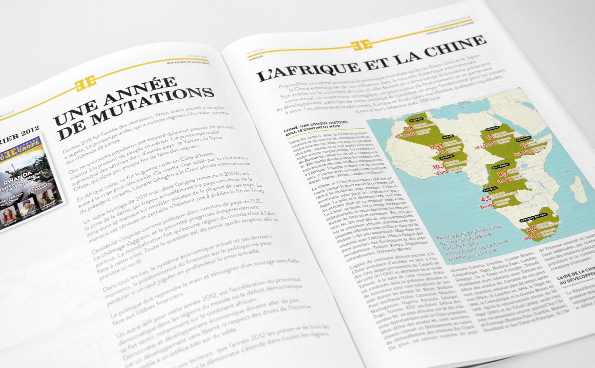 Afrique-Europe Express - Newspaper - Afrecom