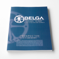 Belga Films Fund - Brochure - Belgafilms