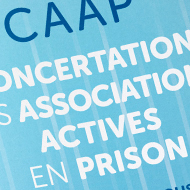 CAAP - Identity Branding - Concertation des Associations Actives en Prison