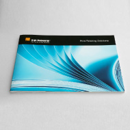 Print Finishing Solutions - Product brochure - C.P. Bourg