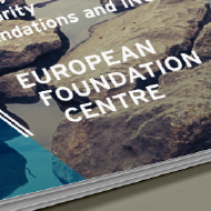 European Foundation Centre - Topical brochures - EFC
