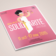 Mois de la Solidarité 2015 - Festival program - Commune d'Etterbeek