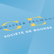Société de bourse - Prospection brochure - Goldwasser Exchange