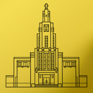 Iconic Brussels Architecture - Dessins de pictogramme - Kapsul
