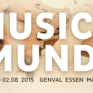 Musica Mundi 2015 - Invitation - Goldwasser Exchange