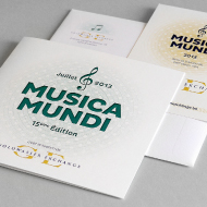 Musica Mundi - Invitation - Goldwasser Exchange