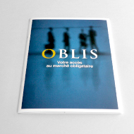 Oblis, your acces to bond market - Brochure - Goldwasser Exchange