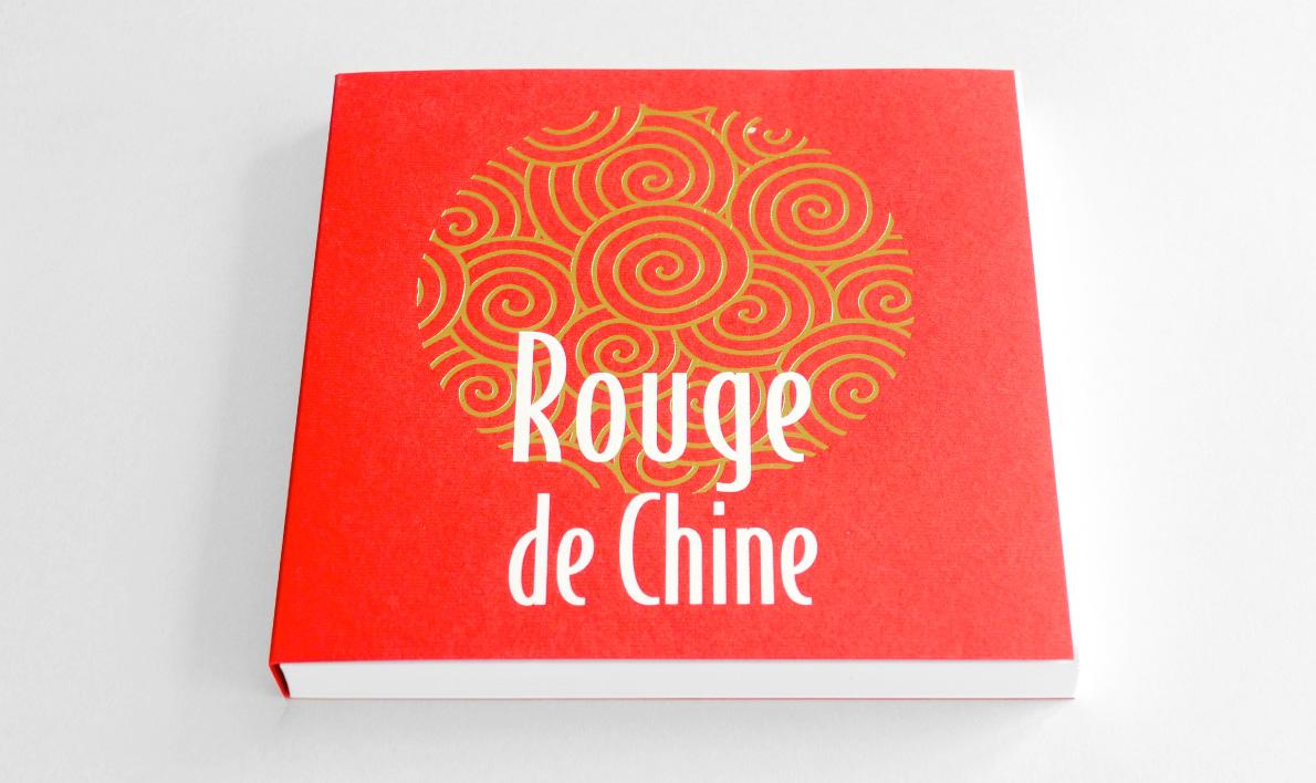 rouge chine bloc note carte de visite cl usb rouge chine. Black Bedroom Furniture Sets. Home Design Ideas