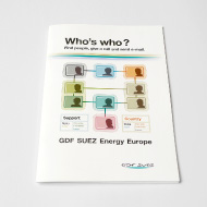 Who's who ? - Employee directory - GDF SUEZ Energy Europe